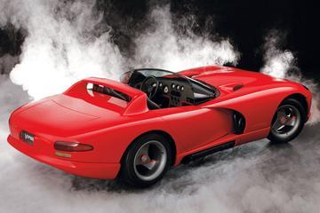 Aftellen naar Detroit - Deel 1 Dodge Viper Concept