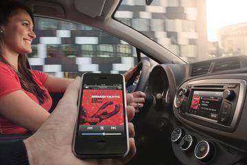 Apps in en voor de auto