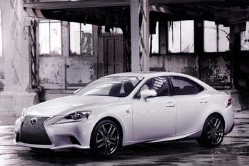 Nu officieel: de nieuwe Lexus IS