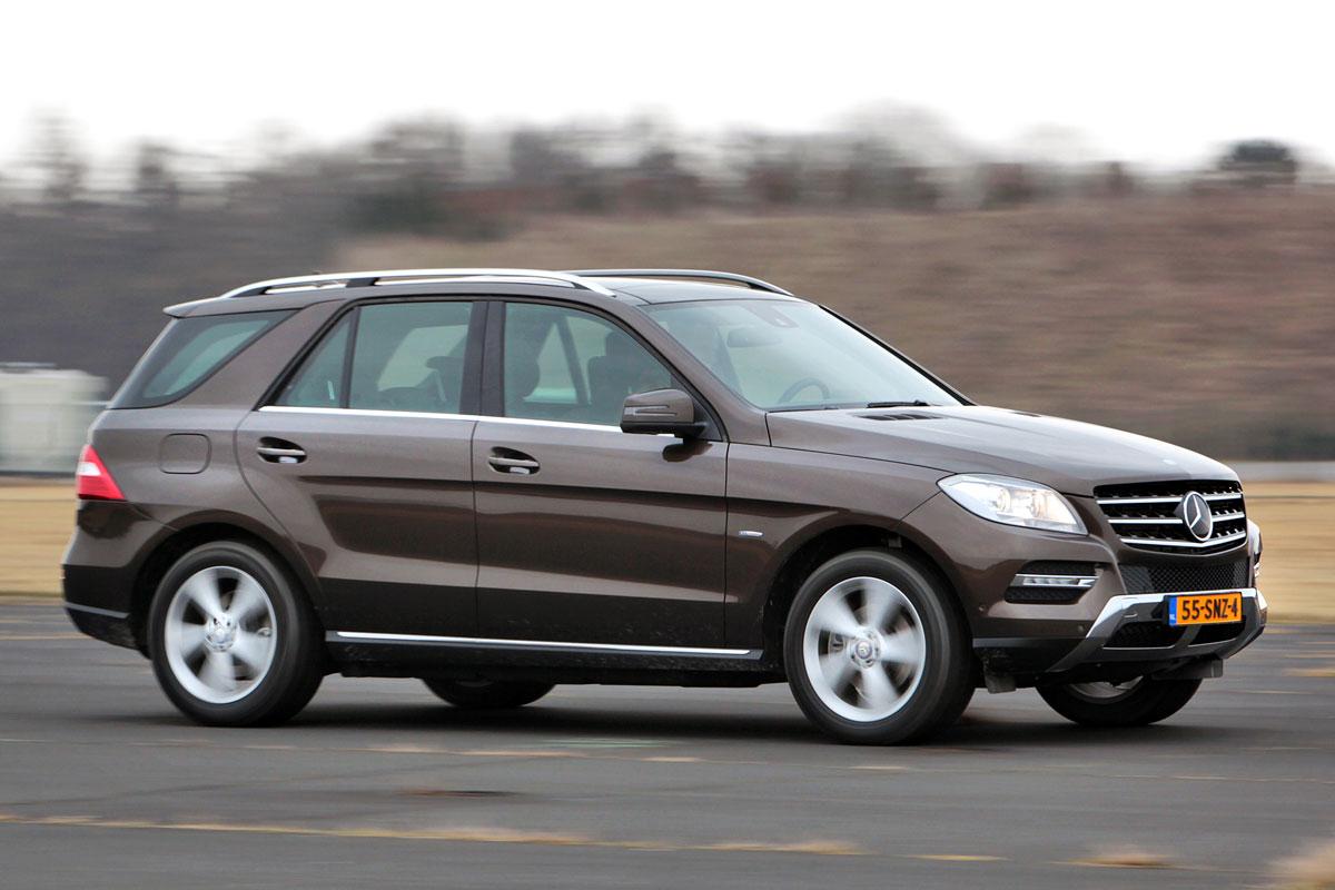 Mercedes Benz Ml Bluetec