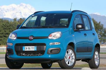 Fiat Panda Twin-air Natural Power