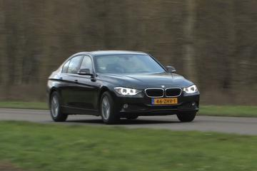 BMW 320i Efficient Dynamics