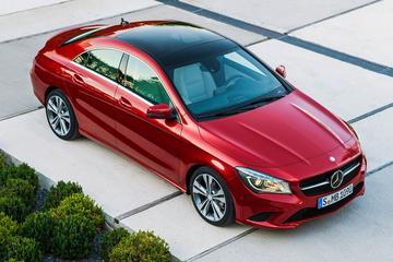 Onthuld: Mercedes-Benz CLA