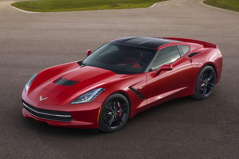 Het beest is los: Chevrolet Corvette Stingray!