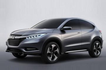 Honda Urban SUV wil ook punt cross-over taart