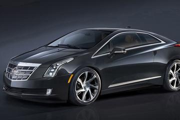 Cadillac ELR druppelt het net op