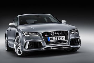 Eerste beelden! Audi RS7
