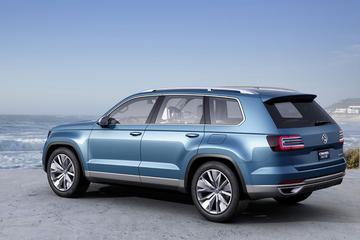Gelekt: Volkswagen CrossBlue Concept