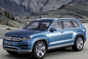Volkswagen CrossBlue toont flexibiliteit MQB