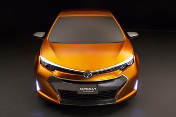 Dit is 'm dan: Toyota Furia Concept