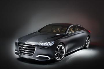 Gelekt: Hyundai HCD-14 Genesis