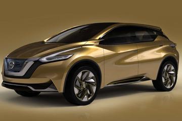Nissan Resonance Concept schopt tegen schenen