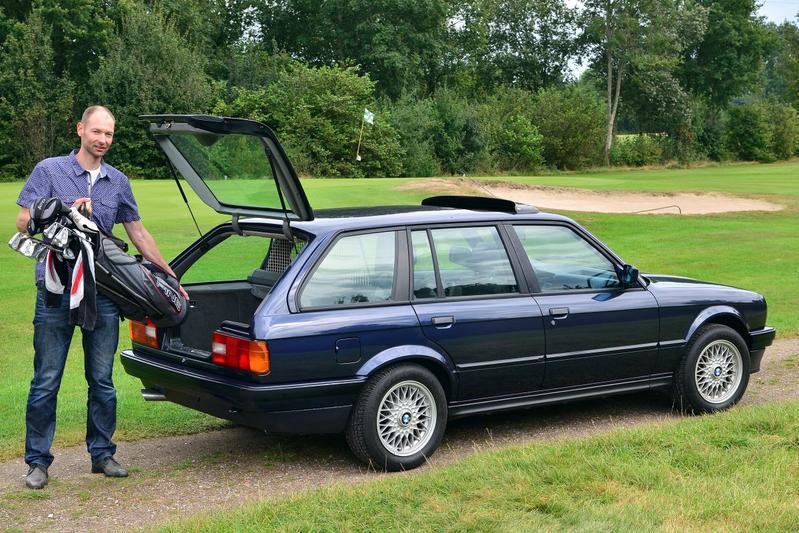 Blits Bezit - BMW 325i Touring