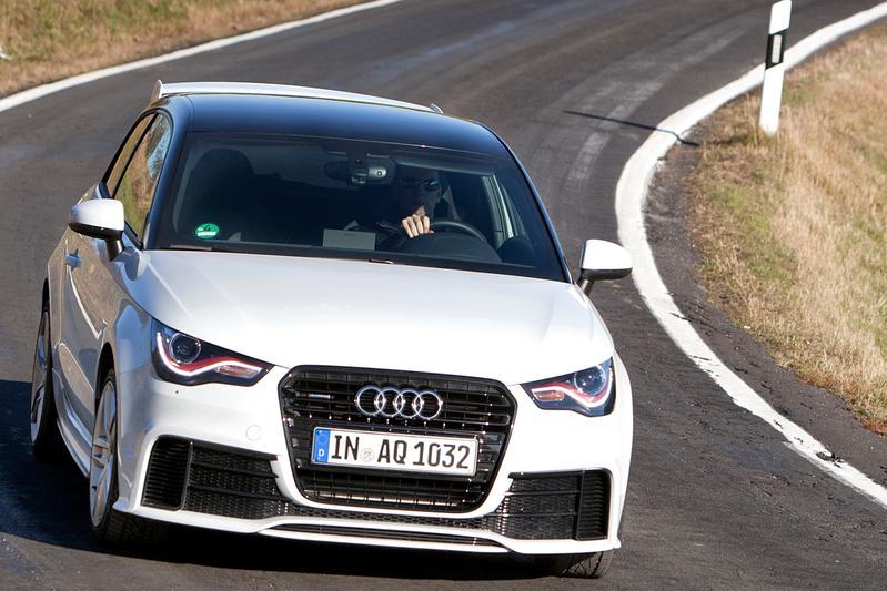 Rij-impressie Audi A1 Quattro