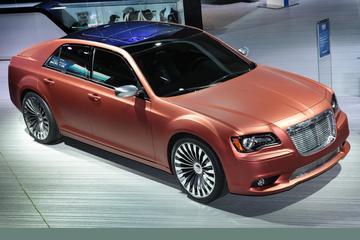 Chrysler 300 maakt zich mooi voor Detroit