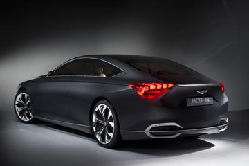 Hyundai HCD-14 Genesis: vloeibaar metaal