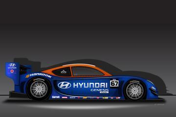 Hyundai bouwt nieuw Pikes Peak-kanon