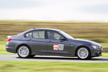 Nieuwkomer: BMW 320D Effcient Dynamics
