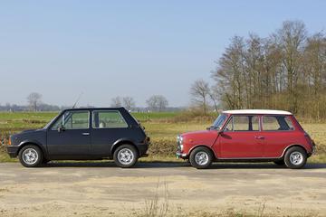 Innocenti Mini Cooper - Innocenti De Tomaso