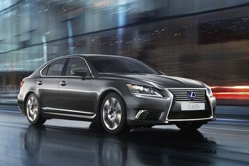 Nieuwe Lexus LS naar Tokyo Motor Show