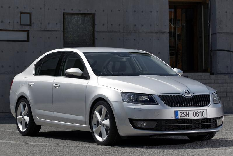 Skoda Octavia 1.4 TSI 140pk Greentech Ambition Businessl (2013)