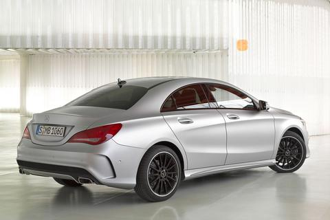 mercedes benz cla 180 d lease edition. Black Bedroom Furniture Sets. Home Design Ideas