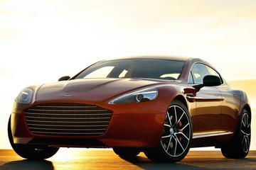 'Binnen twee jaar elektrische Aston Martin Rapide'