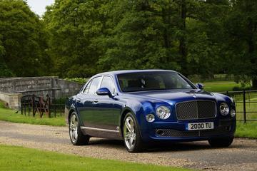 Bentley Mulsanne extra weelderig