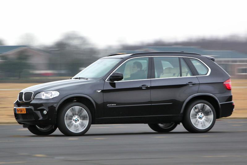 BMW X5 xDrive30d (2012)