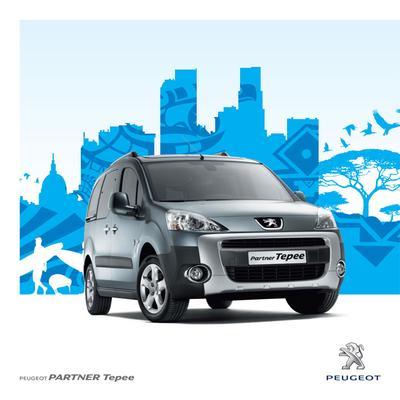 Brochure Peugeot Partnet Tepee 2011