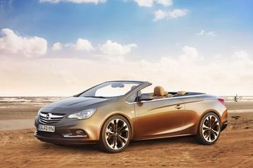 Opel Cascada heeft een prijs