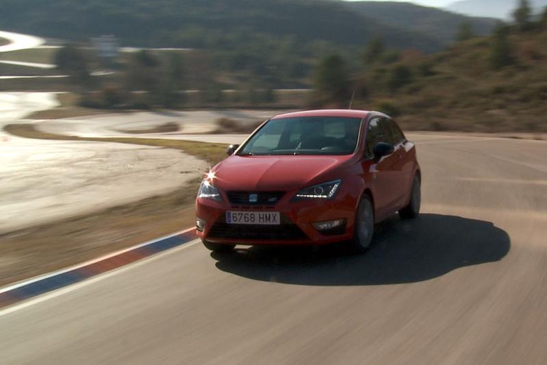 Rij-impressie - Seat Ibiza Cupra