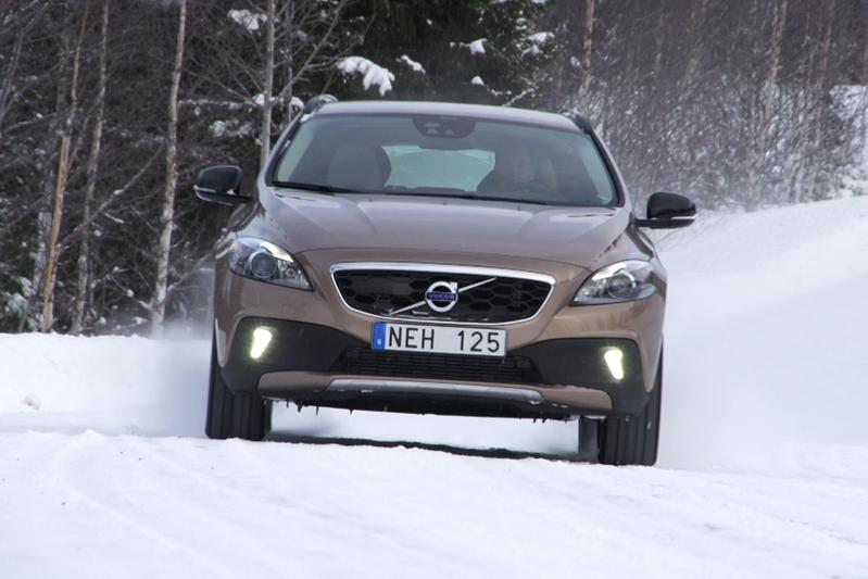 Rij-impressie Volvo V40 Cross Country