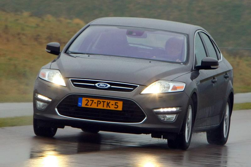 Ford Mondeo 1.6 TDCi ECOnetic Lease Trend (2012)