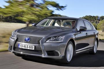 'Lexus komt met LS op waterstof'