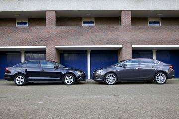 Opel Astra vs Volkswagen Jetta