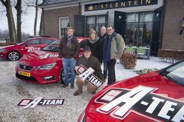 A-Team test nieuwe Seat Leon