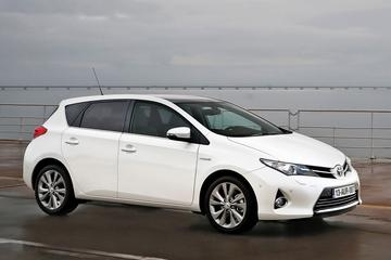 Toyota Auris 1.8 Hybrid Executive (2013)