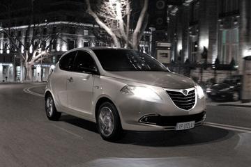Actiemodel: Lancia Ypsilon Silver Plus