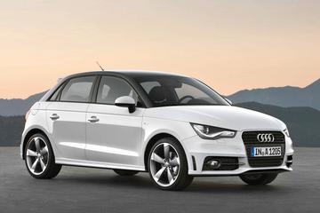 Audi A1 Sportback 1.2 TFSI Ambition (2014)