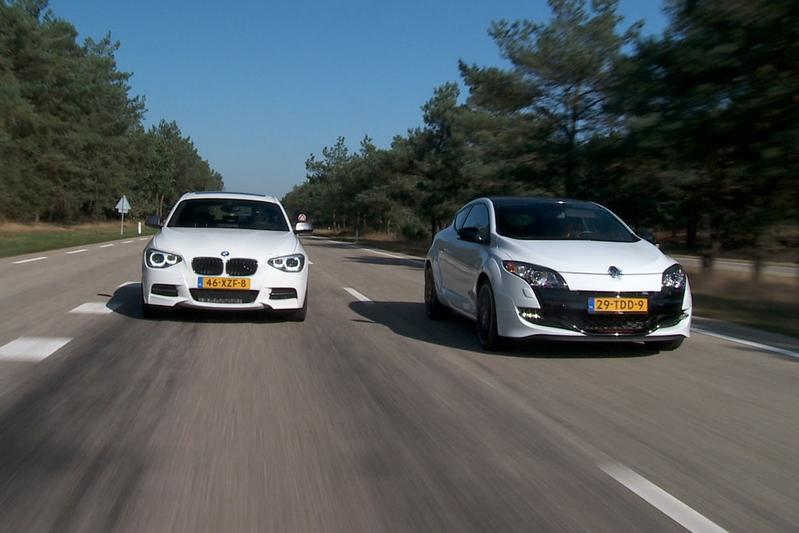 BMW M135i vs Renault Mégane RS Trophy