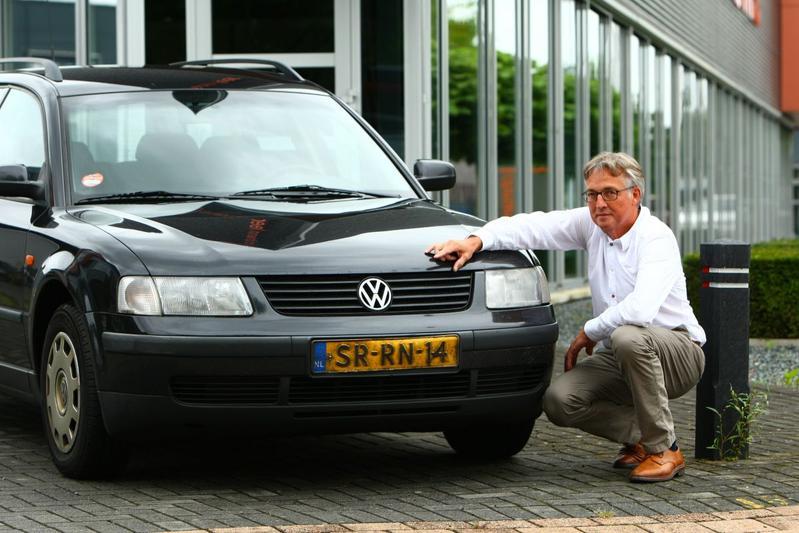 Klokje Rond - Volkswagen Passat