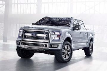 Redneck Rampage met de Ford Atlas Concept