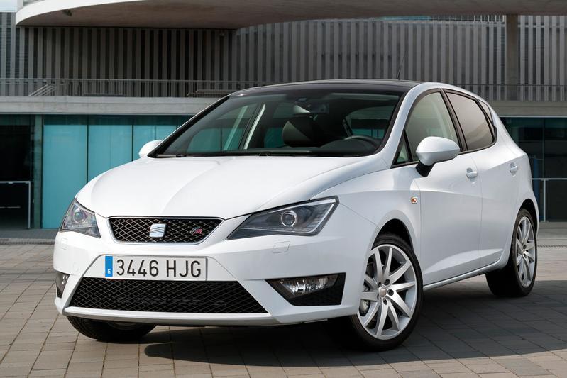 Seat Ibiza 1.2 TSI 105pk FR (2013)