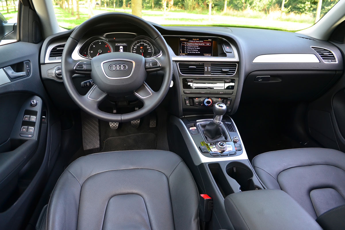 audi a4 2 0 tdie 136pk 2012 autotest. Black Bedroom Furniture Sets. Home Design Ideas