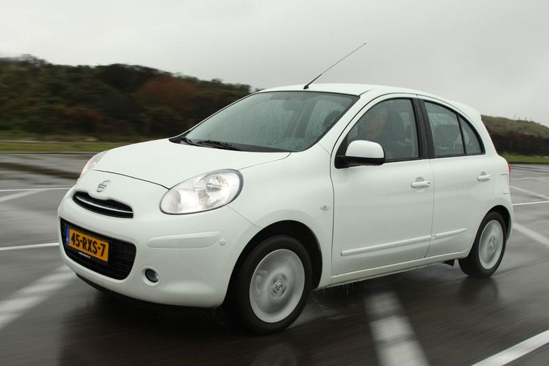 Nissan Micra 1.2 DIG-S Connect Edition (2012)