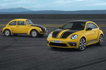 Volkswagen Beetle GSR: 3.500 stuks