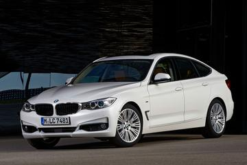 BMW 320i Gran Turismo (2015)