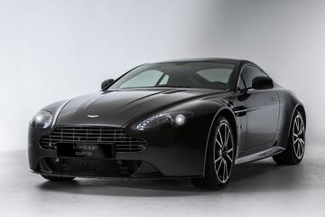 Aston Martin V8 Vantage SP10: plus 10 pk