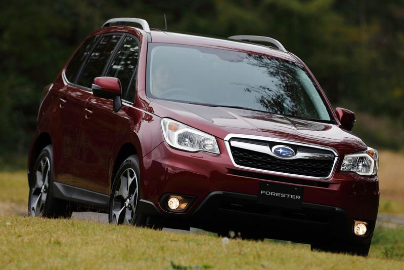 Subaru Forester 2.0 Luxury Plus (2013)